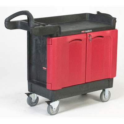 Rubbermaid Commercial TradeMaster Cart, 500-lb