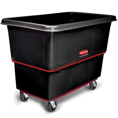 Rubbermaid Commercial Heavy-Duty Utility Truck,