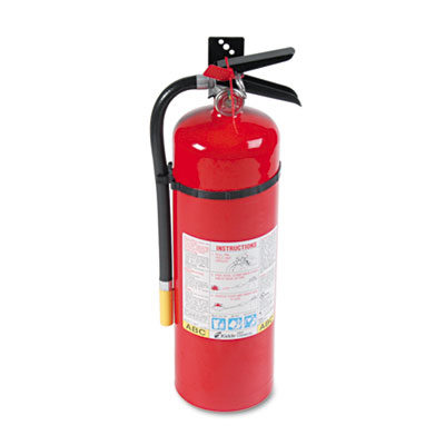 Kidde ProLine Pro 10 MP Fire Extinguisher, 4-A,60-B:C,