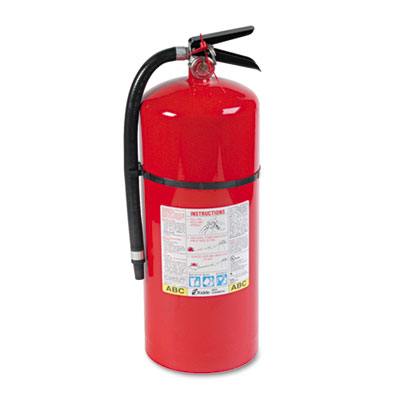 Kidde ProLine Pro 20 MP Fire Extinguisher, 6-A,80-B:C,