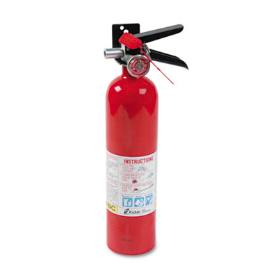 Kidde ProLine Pro 2.5 MP Fire Extinguisher, 1A-10-B:C,