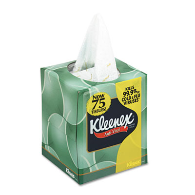 KIMBERLY-CLARK PROFESSIONAL* KLEENEX BOUTIQUE Anti-Viral