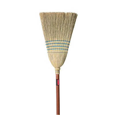 Rubbermaid Commercial Warehouse Corn-Fill Broom,