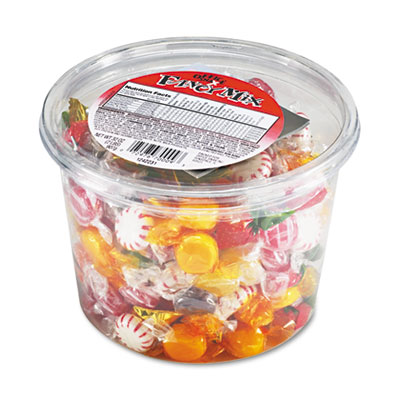 Office Snax Fancy Assorted Hard Candy, Individually
