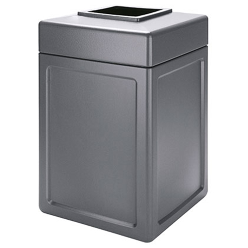 38-Gallon Square Waste Container