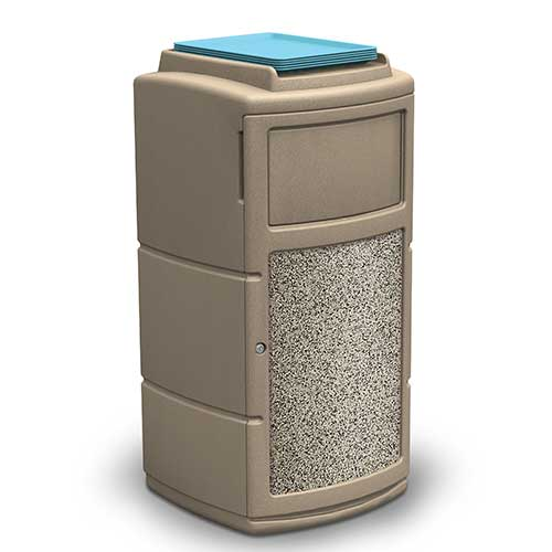 Side Entry Waste Container
