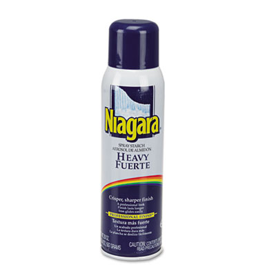 Niagara Niagara Spray Starch, 20oz, Aerosol