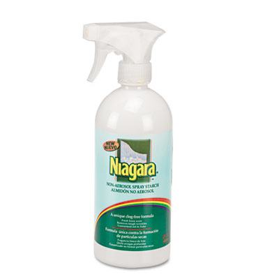 Niagara Niagara Spray Starch, 22 oz, Bottle