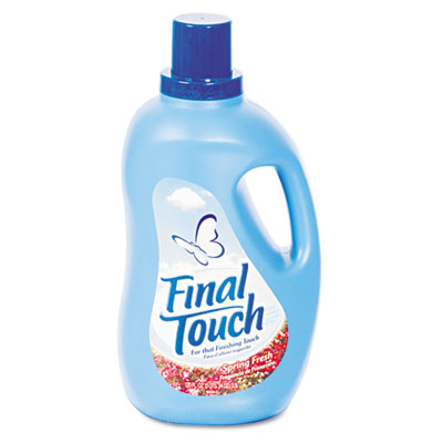 Final Touch Ultra Liquid Fabric Softener, 120