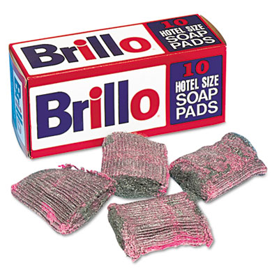 Brillo Steel Wool Soap Pad
