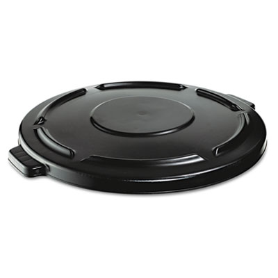 Rubbermaid Commercial Vented Round Brute Lid, 24 1/2 x 1