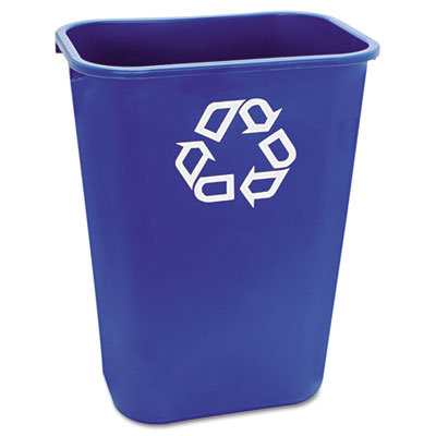 Rubbermaid Commercial Deskside Recycle Container