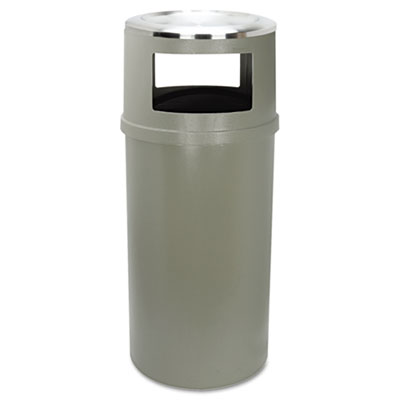 Rubbermaid Commercial Ash/Trash Classic Container