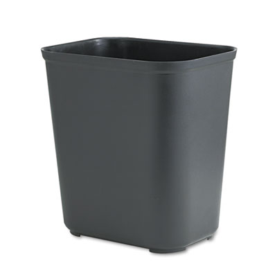 Rubbermaid Commercial Fire-Resistant Wastebasket,