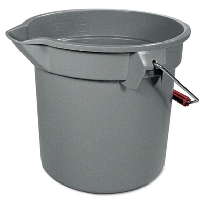 Rubbermaid Commercial 14-Quart BRUTE Round Utility