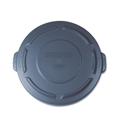 Rubbermaid Commercial Round Brute Lid For 20 gal Waste