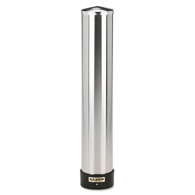 San Jamar Large Water Cup Dispenser w/Removable