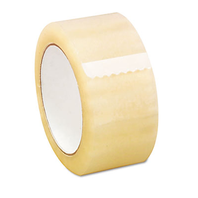 "Universal Box Sealing Tape, 2"" x 110 yards, 3"" Core,"