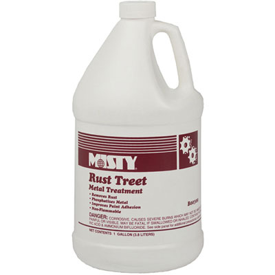 Misty Rust Treet Metal Treatment, 55 gal. Drum