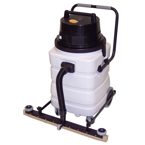 NSS Alpha 24 FMS, 24-gal Wet Dry Vacuum w/ Front Mount