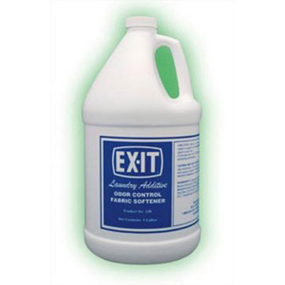 Big D Industries EX-IT Fabric Softener, Liquid, 1gal Bottle