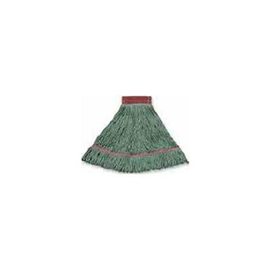 Boardwalk Narrowband Looped-End Mop Heads, Large,