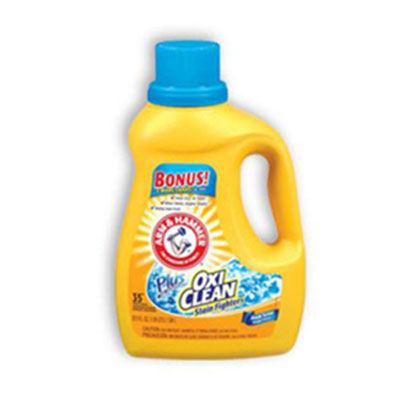 Arm & Hammer OxiClean Concentrated Liquid Laundry