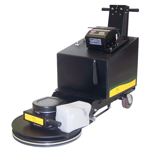 NSS Charger 2022 DB 20-in Wheel Drive Battery Burnisher