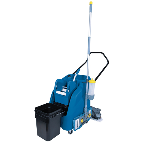 Windsor Cricket AutoMop Motorless Hard Floor Cleaning Machines
