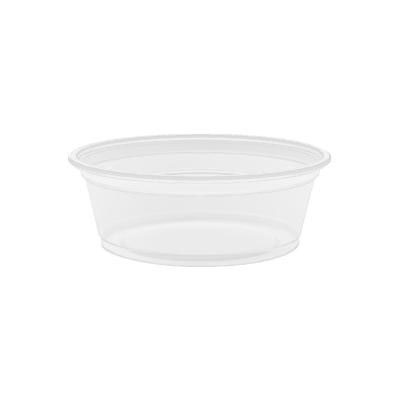 Dart Conex Complement Translucent Portion Cups, 1