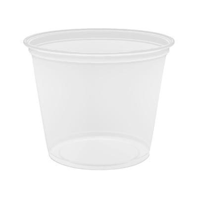 Dart Conex Complement Portion Cups, 5 1/2 oz., Translucent,