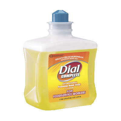 Dial Complete Antimicrobial Foaming Hand Soap, For