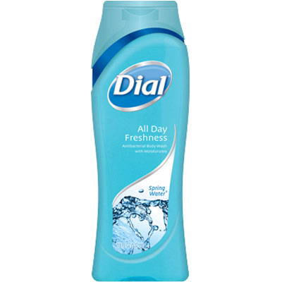 Dial Spring Water Body Wash, 11.75 oz