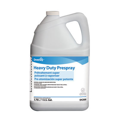 Diversey Carpet Cleanser Heavy-Duty Prespray, 1gal
