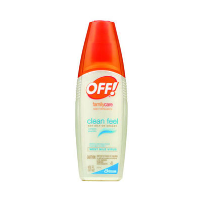 OFF! Family Care Insect Repellent Spray, 6 oz Spray