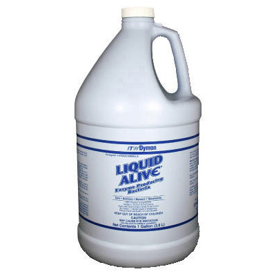 Dymon LIQUID ALIVE Enzyme Producing Bacteria, 1gal,