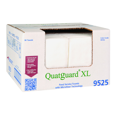 ITW Dymon Atlantic Mill Quatguard XL Microfiber