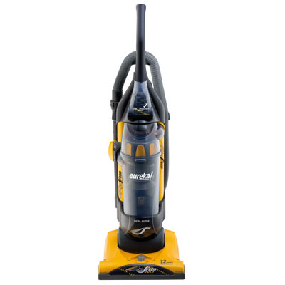 Eureka Airspeed Gold Bagless Upright Vacuum Cleaner, 12