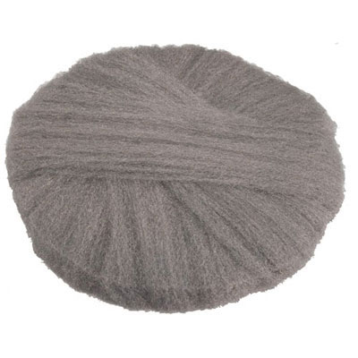 GMT Radial Steel Wool Pads, Grade 0 (fine): Cleaning &