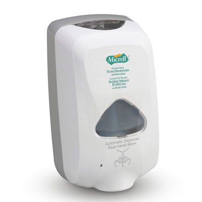 GOJO TFX Soap Dispenser, 1200mL, 6w x 4d x 10-1/2h,