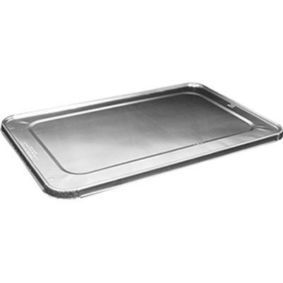 Handi-Foil Aluminum Steam Table Pan Lids, For Use With