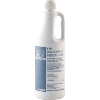 Hillyard Thickened Non Acid Bathroom Cleaner Q