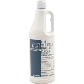 Hillyard Mild Bowl And Porcelain Cleaner Qts