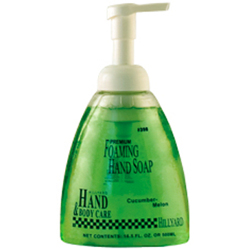 CUCUMBER-MELON FOAMING HAND SOAP