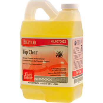 Hillyard Cc Top Clean 1/2 Gal