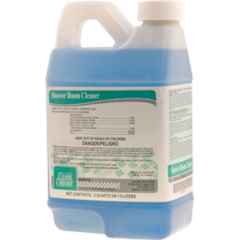 Hillyard Cc Shower Room Cleaner 1/2 Gal