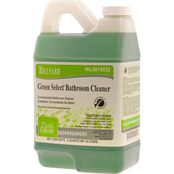 Hillyard Cc Green Select Bathroom Clnr 1/2 Gal