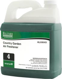 ARSENAL 1 COUNTRY GARDEN AIR FRESHENE 2.5L