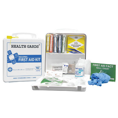 Hospital Specialty Co. Health Gards First Aid Kit, 50
