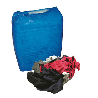 Hospital Specialty Co. Colored T-Shirt Rags,